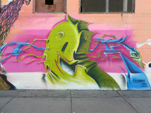 FEL 3000. Detroit 2011 on Flickr.FEL 3000. #Detroit #Graffiti Writer. @fel3000ft