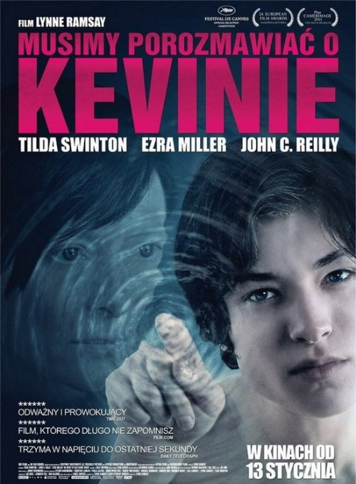 We Need to Talk About Kevin | Polish Poster