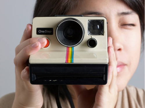 """Part of the same retro trend as apps like Hipstamatic, the instant camera continues to make a comeback."" (via Five Big Trends in Photography 2011 » IMSO - Insights for Image Users. From Image Source.)"
