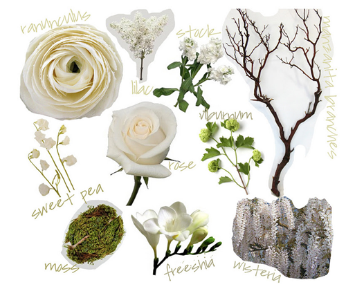 bride2be:  apparently these are the flowers from the breaking dawn wedding.  haven't seen the movie, but i'm LOVING these flowers!  Let the record show that I am not copying the Breaking Dawn wedding. However, I plan to have pretty similar flowers… oops.