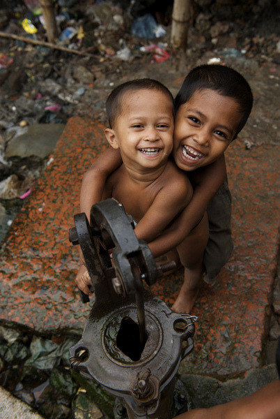 World Water Day :The Urban Challenge by UNICEF Bangladesh on Flickr.