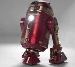 "R2-D2 ""The Original Iron Man"""