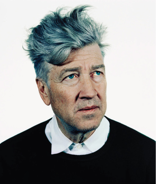Nadav Kander, David Lynch, 2007