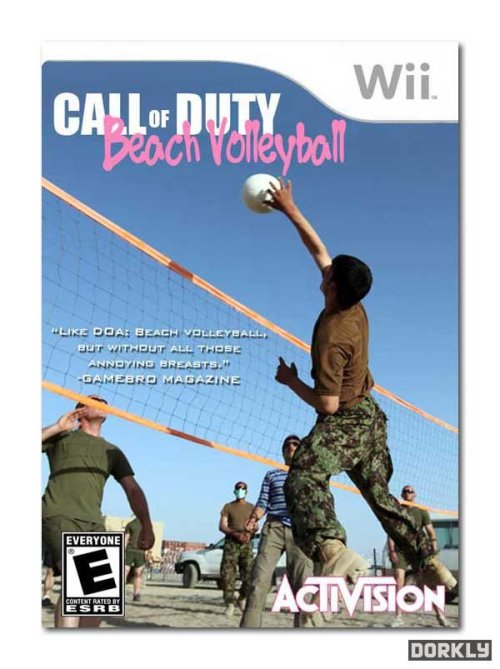 7 Rejected Call of Duty Games