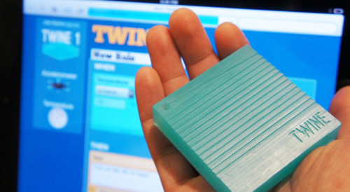 fastcompany:  Twine, A Tiny Gizmo That Holds The Internet's Future
