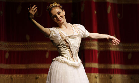 "Italy: one in five ballerinas at La Scala is anorexic, leading dancer claims  On the eve of the new season at Milan's La Scala, one of the ballet company's leading lights has dramatically revealed the extent of bulimia and anorexia among ballerinas. Breaking an unspoken rule never to discuss eating disorders among Italy's elite dance corps, Mariafrancesca Garritano told the Observer that one in five ballerinas that she knew was anorexic and, as a result, many were now unable to have children. ""The chance of getting fired has crossed my mind, but I love La Scala, I care about it, and that's why I really hope things can change,"" said Garritano, 33, who won a fiercely contested place at the company's academy when she was 16. One of the world's oldest and most prestigious theatres, La Scala opens its new season on Wednesday with Mozart's opera Don Giovanni. The event traditionally draws the cream of Italian politics and industry as well as foreign royalty. To launch its 2012 season, the company will take up an invitation to perform at the newly restored Bolshoi in Moscow before returning to Milan in January for Manzotti's ballet Excelsior, which was first premiered at the theatre in 1881 and will star Roberto Bolle in the new season. But behind the glittering globe-trotting profile of the company, all is not well with the dancers, said Garritano, who has previously told all in a book, The Truth, Please, About Ballet. (via The Observer)"