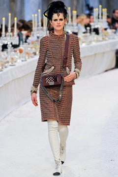 See all the looks from Chanel Pre-Fall, straight from the Paris runway.