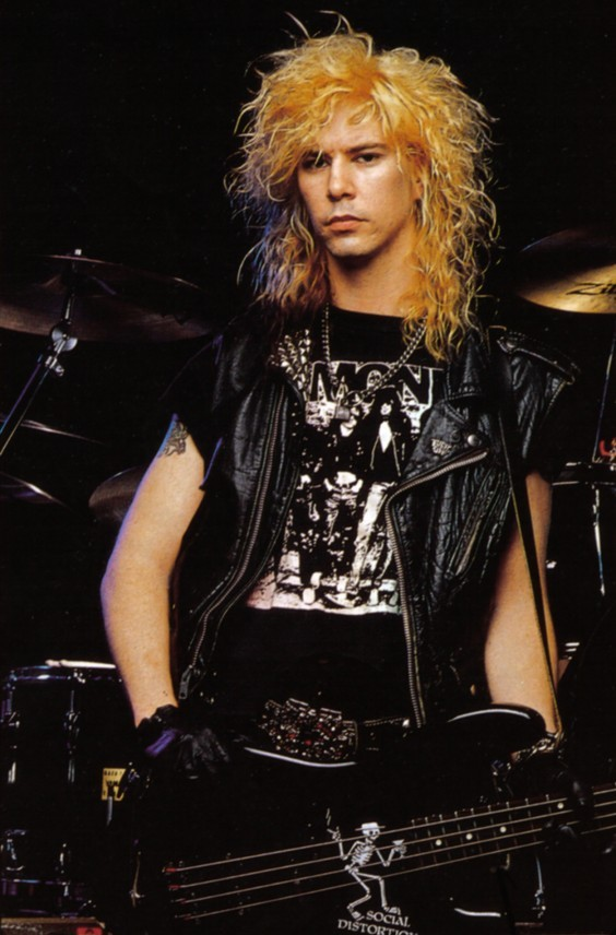 Duff McKagan's Year In Reading. Yes. Duff McKagan from Guns N' Roses. [Image source]