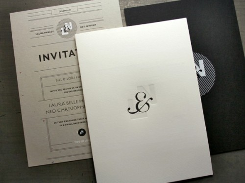 (via An Oversized Wedding Invitation « Beast Pieces)