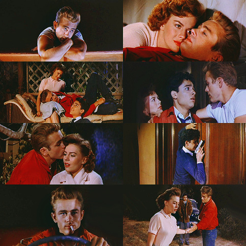 "300 FAVORITE MOVIES (in no particular order)  58. Rebel Without a Cause (1955) ""If I had one day when I didn't have to be all confused and I didn't have to feel that I was ashamed of everything. If I felt that I belonged someplace. You know?"""