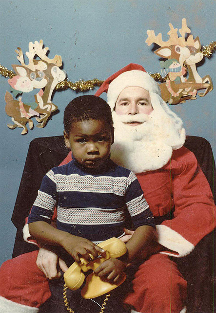 So… this is kinda awkward.  Got any awkward Santa photos from your past? Send them to us! If they make the cut, we'll include them in our upcoming awkward Santa photo slideshow! The only rule is that the photo must belong to you or your family. Send submissions to facebook@theweek.com, along with your name, a quick description of who is in the picture, and when it was taken. Needless to say, we can't wait to see these. (photo CC BY propaganda panda)