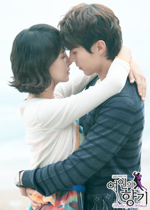 finally finished all the 16 episodes of this korean drama (Scent of a Woman). i will definitely recommend this to anyone! :> I LOVE IT!  you think you know the ending? ;)  lee yeon-jae ♥ kang ji-wook forever! ♥♥♥ watch it here —> http://www.dramacrazy.net/korean-drama/scent-of-a-woman-episode-list/