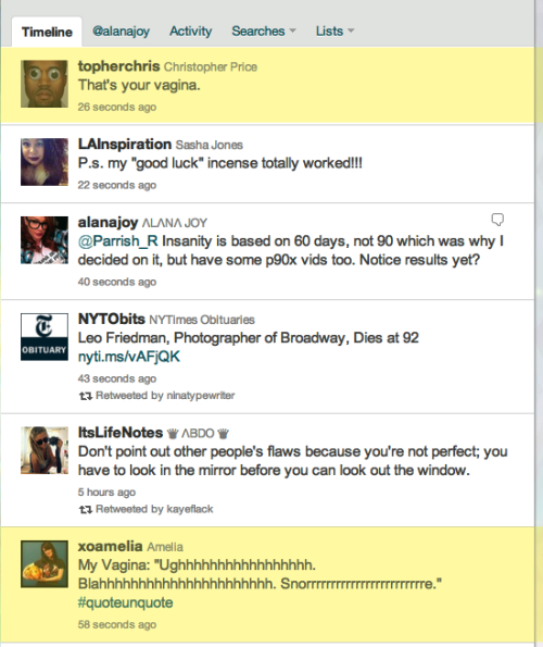 Tumblr even keeps Twitter interesting… cc @topherchris @xoamelia