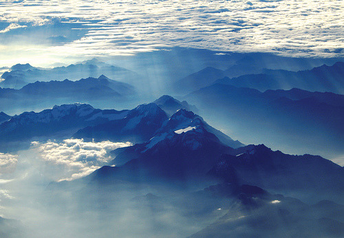 imaginatifs:  Alps Soaring 1 (by Erin Butler)