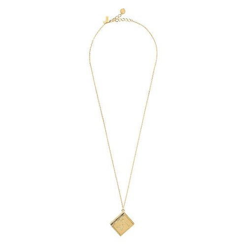 "(via kate spade | necklaces for women - by the book elements of style long necklace)&lt;br /&gt;<br /> while you don't always have to live by the book, you certainly should when it comes to our elements of style necklace, crafted of gleaming gold-plated metal. tuck a sweet snapshot of someone special inside, so you'll always have them nearby.&lt;/p&gt;<br /> &lt;p&gt;gold plated metal&lt;br /&gt;<br /> 32"" length&lt;br /&gt;<br /> available online and at select department stores&lt;br /&gt;<br /> shiny 12-karat gold plated hardware&lt;br /&gt;<br /> item comes pre-boxed&lt;br /&gt;<br /> imported&lt;br /&gt;<br /> style # wbru4021&lt;br /&gt;<br /> $125&lt;br /&gt;<br /> &#8221; /></p> <p style="