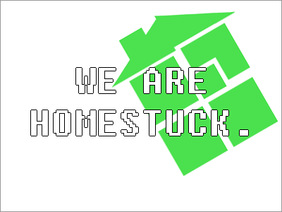 Reblog if you like / enjoy Homestuck. This - Made by Dedso (Me.)