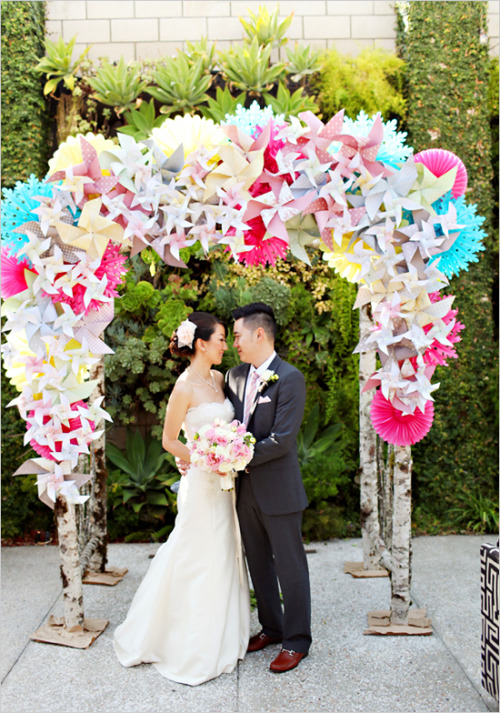 Whimsical wedding idea?