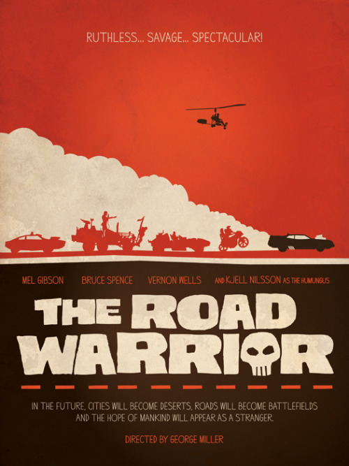 Mad Max 2: The Road Warrior by Wonderbros