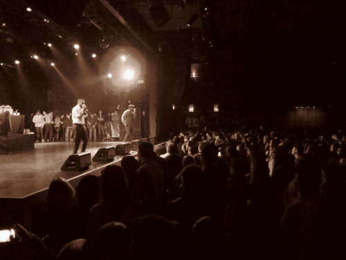 Black Star in NY. 12.03.2011