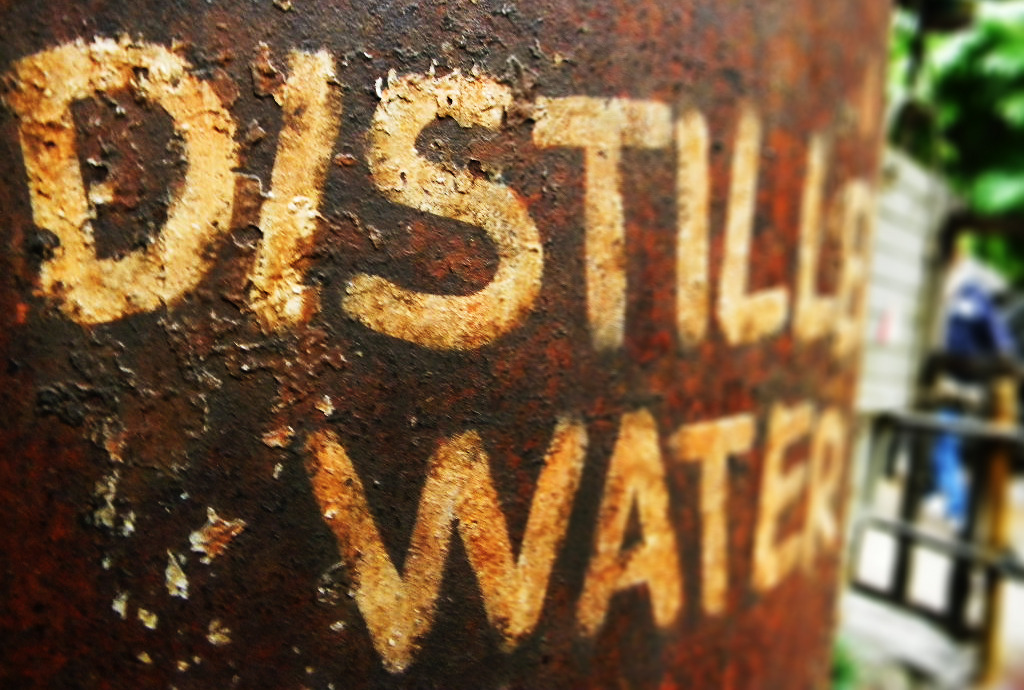 Distilled Water (2011) Andrew Taul