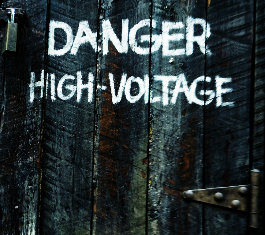 High Voltage (2011) Andrew Taul