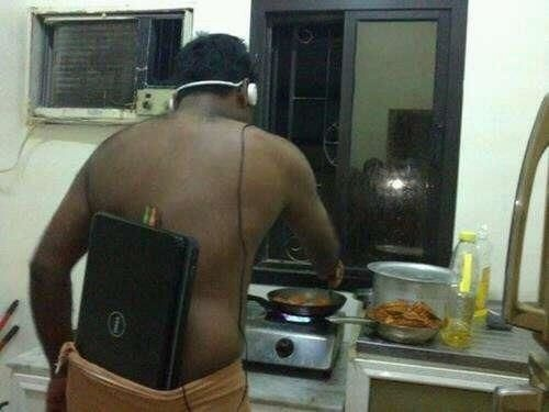 Who needs an iPod?