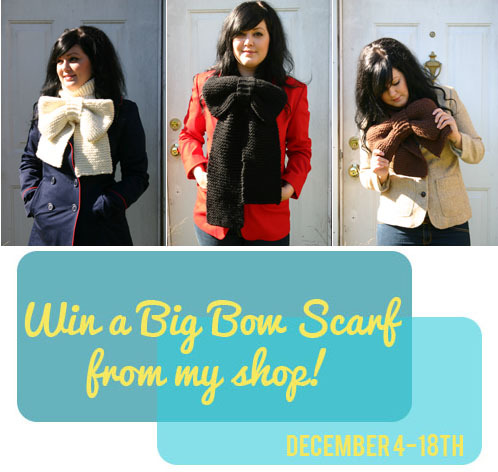 awesome giveaway from susannahbean! http://www.susannahbean.com/