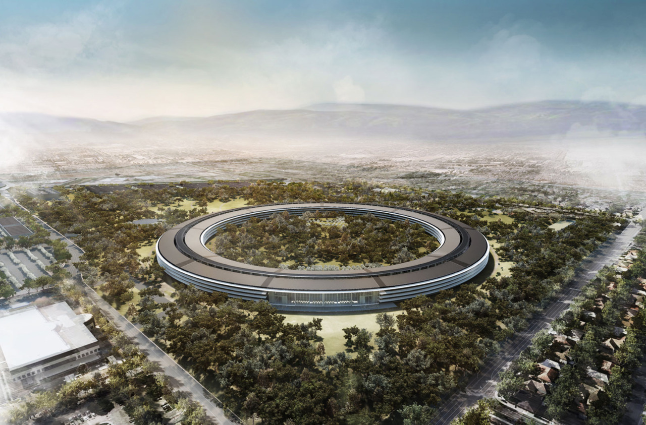 the city of cupertino http://macrumors.com