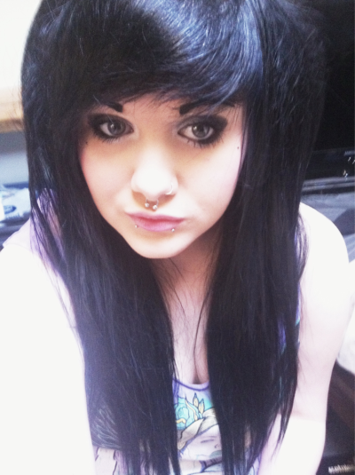 New hair, I do not look 19 :(