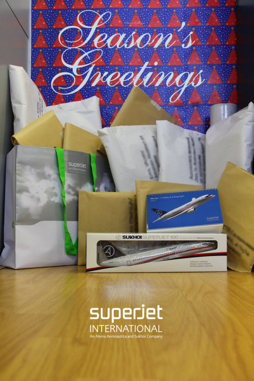 Someone has been good this year… ;) #Avgeek #Aviation #SJI_