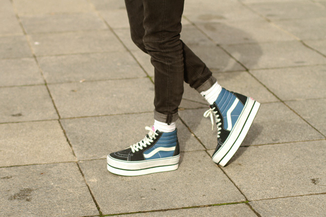 【PELAYO DIAZ: CUSTOMISED VANS SHOES】 KATELOVESME 详情