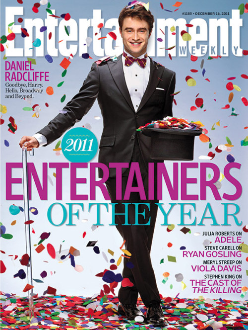 entertainmentweekly: This Week's Cover: Our Entertainers of the Year!