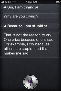 lolsofunny:  Oh my god Siri is Sheldon.  OMFG… Mind=Blown…