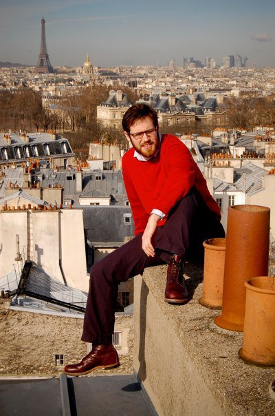 I admit, this is a gratuitous Paris pic, and an old one. Yet another great moment on the sister's ex-roof. Anyhow, the point is the boots. It seems chic work boots are all the rage now, which is OK I guess, but there is really only one bootmaker in the world: Red Wing. I have waxed poetic about my Red Wings many time, nevertheless I shall repeat: they have sloshed through spring mud in England, climbed a volcano in Iceland, post-holed through late season snow in the Italian alps, dealt with snow/slush from London to Istanbul (in one epic trip, mind you!), served me well in the saddle, at work at the bakery, or at High Table, and never once let me down. While trendier boots may exist, my Red Wings will still exist when trends change.