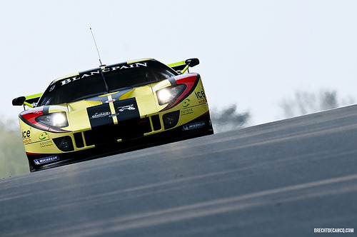 Ford GT GT1 - Belgian Racing (by Brecht Decancq Motorsport Photography)