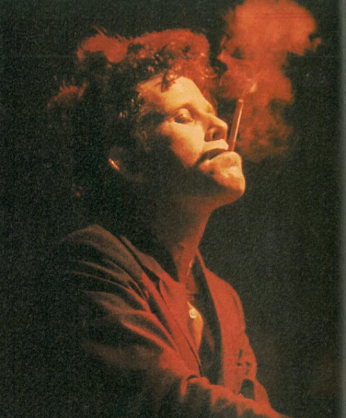shmemson:  Is Tom Waits… the devil?  And I'm smokin' like a diesel way down here