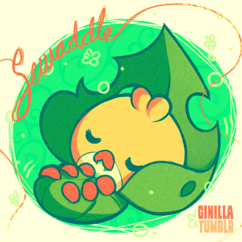 ginilla:  Pokeddex Challenge - Day 7 - Bug Type This little cute thing is the only bug I would care to… keep in a box, so it stays forever weak and cute =D… zero effort this time since I already drew it