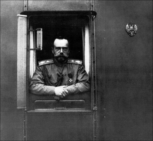 urbanpaddle:  Legendary Travellers: Tsar Nicolas II's Train (1902)
