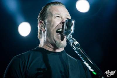 Metallica-James Hetfield on Flickr.
