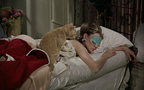 Breakfast at Tiffany's (1961) (by pineappleupsidedown)
