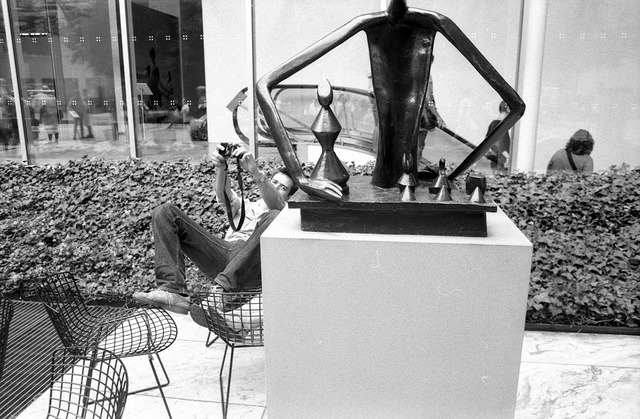NYC on film, 14 on Flickr.MOMA statuebook | blog | portfolio