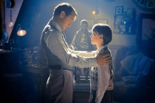THE 2011 WAFCA AWARD WINNERS Best Director: Martin Scorsese (Hugo)