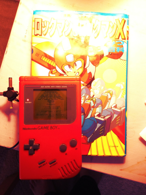 Still works. My wife's red Gameboy she got in Japan before it was available in the States.