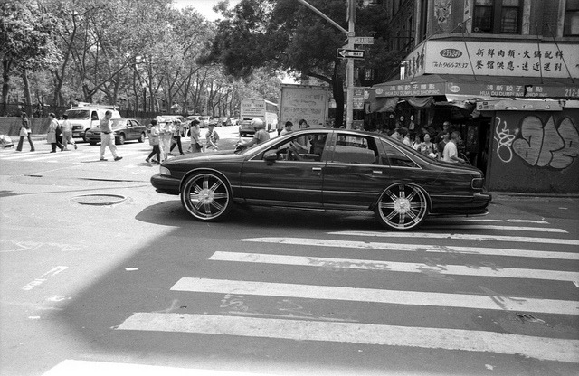 NYC film, 15 on Flickr.wheels in Chinatownbook | blog | portfolio