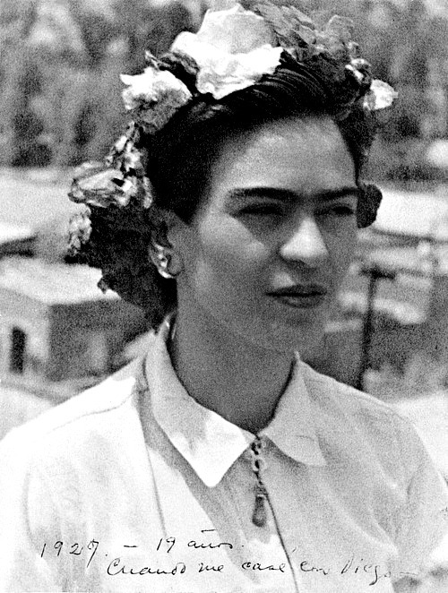 demonmarie:  Frida - 19 years.