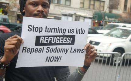 Nigeria's recent anti-gay bill threatens the freedom and lives of LGBT Nigerians. Black Gay Men's Blog lends full support and urges us all to get involved. Make your voices heard, share the blog post below, like it, spread the news, leave a comment on the blog, every little bit helps. Please visit: Fighting Nigeria's Anti-Gay Bill - like it and share it