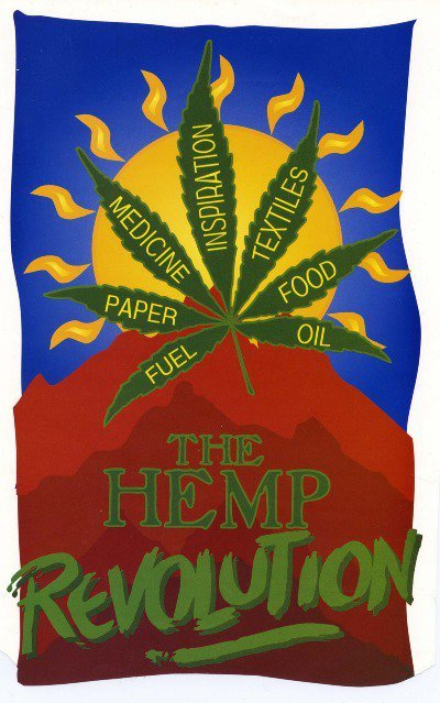 The Hemp RevolutionFrom http://bit.ly/H75i0x: this documentary covers a whole lot of ground. It deals with every historical and contemporary aspect of hemp usage and cultivation (mainly in the U.S.), which turns out to be a lot. From describing the production of a fibre much more durable and economic than wood, the documentary discusses hemps multilateral uses as e.g. food products, as a non-polluting fuel and as a pharmaceutical product with much less griveous sideeffects than chemical pharmaceutical products. The film also investigates why America went from a country which produced vast quantities of the non-narcotic industrial hemp, to the complete ban on hemp production in 1938. This story in particular is interesting, and it points out that the large oilbased industries actually had a key role in the aforementioned ban. Food for thought! The conclusion of the documentary could be that hemp may prove to be a valid alternative to both oil and wood in the future. Educate Yourself…!!!_\|/_