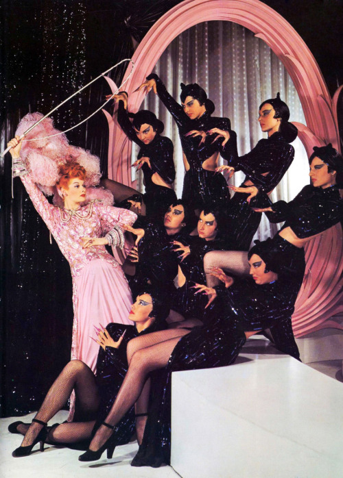 Lucille Ball in Ziegfeld Follies (1945)