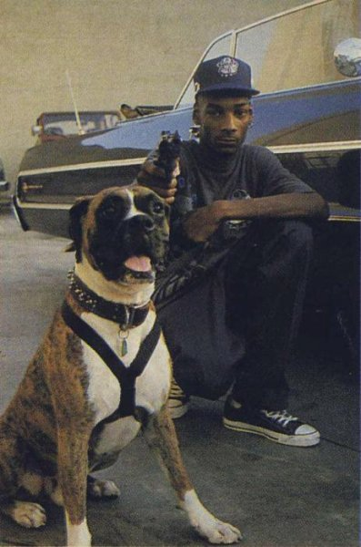 gangsta-rap-world:  young snoop