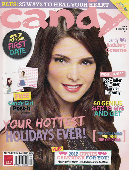 lovechic candymag candy magazine twilight ashley greene holiday december christmas fashion styling wardrobe shai lagarde styling